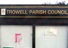 Trowell Noticeboard