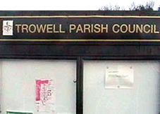 Trowell Noticeboard